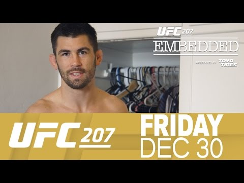 UFC 207 Embedded: Vlog Series - Episode 3