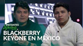 BlackBerry KeyONE su regreso a México