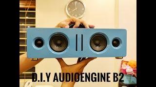 DIY Audioengine B2 Bluetooth Speaker