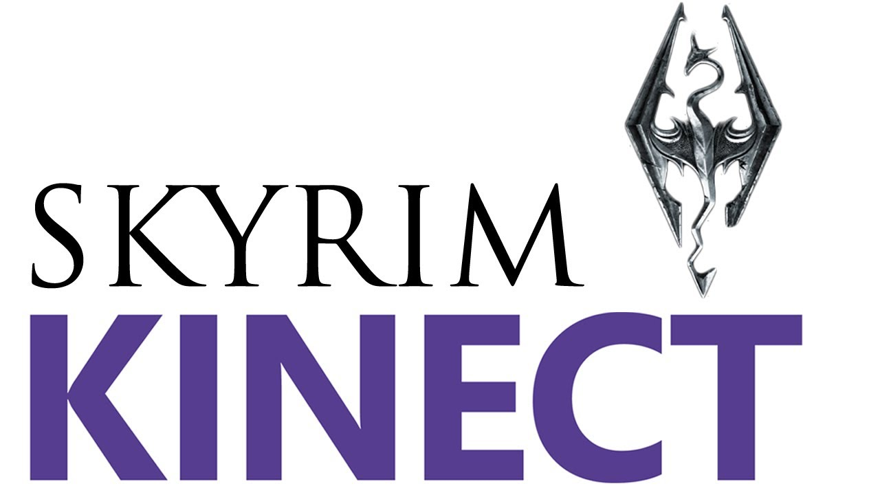 Skyrim Now Works With Kinect (On PC)
