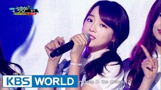 Gugudan - Diary   구구단 - 일기 [Music Bank / 2016.08.05]