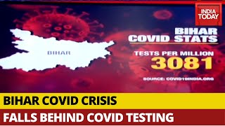 Bihar Covid Statistics: Recovery Rate At 63.2%, Fatality Rate At 0.71% ; Falls Behind Covid Testing
