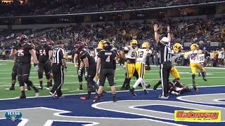 HIGHLIGHTS: Aledo vs Fort Bend Marshall - 2018 5A Division I State Finals