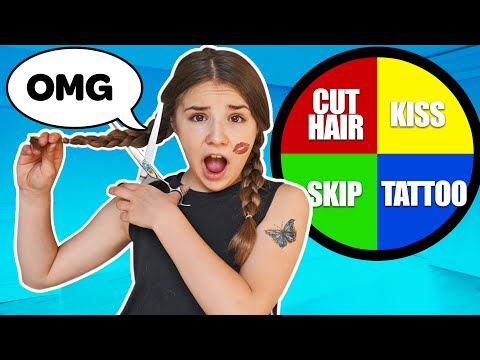 SPIN The MYSTERY WHEEL & DOING Whatever It Lands On *LAST TO CHALLENGE*💋💵| Piper Rockelle