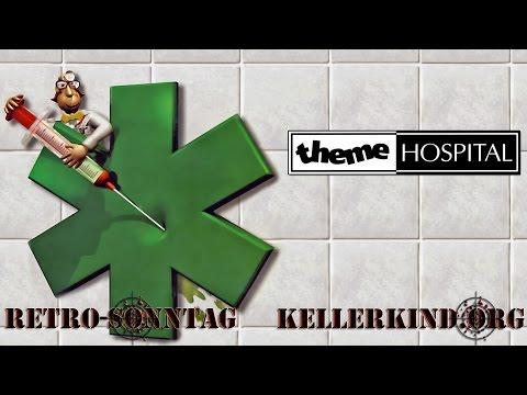Retro-Sonntag [HD] #038 – Theme Hospital – Folge 1 ★ Let's Show Game Classics