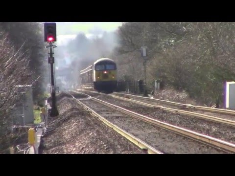 DCR 56103 climbs the Lickey Incline with thrash and tones 22…