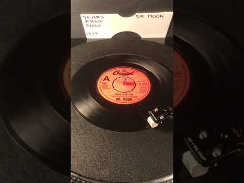 Dr.Hook - Years From Now (Vinyl 45 ) From 1979 .