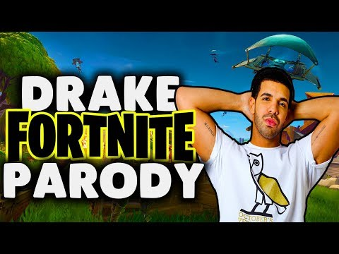 Drake - God's Plan (Fortnite Battle Royale Parody)