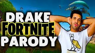 Drake   God's Plan (Fortnite Battle Royale Parody)