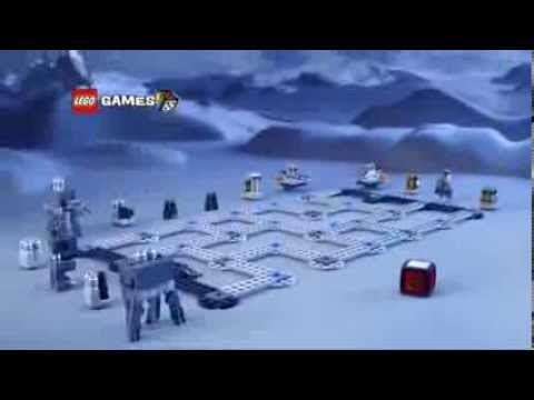 Vidéo LEGO Jeux de société 3866 : Star Wars : La Bataille de Hoth