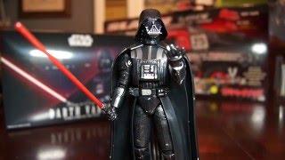 Bandai: Star Wars Darth Vader 1/12 Scale Model Kit Review