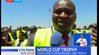 President Uhuru is seeking to work with the county governments to raise the standards of football