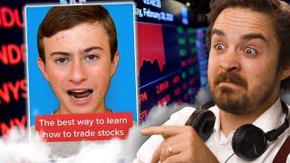 TikTok Stock Gurus Must Be Stopped!