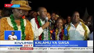 Wanahabari wachaguliwa katika viti mbalimbali vya kisiasa katika uchaguzi wa mwaka huu