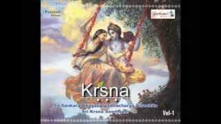 Krishnashtakam (Vasudeva Sutam Devam ) | with lyrics