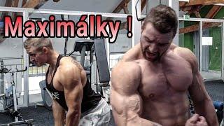 """Jak často zvedat """"MAXIMÁLKY"""" ? // Těžké váhy = Síla a svaly ? NE !"""