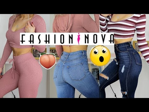 Fashion Nova HAUL & TRY ON | HONEST REVIEW | valerie pac