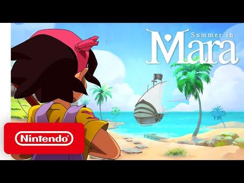 Trailer de Summer in Mara