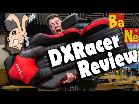 DXRacer M Series Executive Max Racing Seat - Gaming Chair