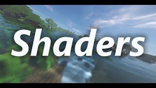 Minecraft FPV ???? ▷ Using Shaders