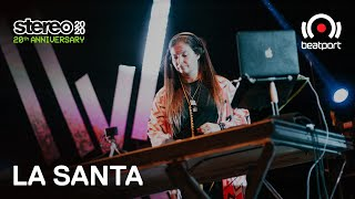 La Santa - Live @ 20 Years: Stereo Productions 2020