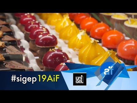 Unigel a Sigep 2019 - Semilavorati e preparati per gelaterie e pasticcerie