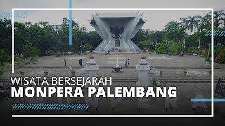 Menjelajah Wisata Bersejarah Monpera Palembang, Saksi Bisu Perang Lima Hari Lima Malam