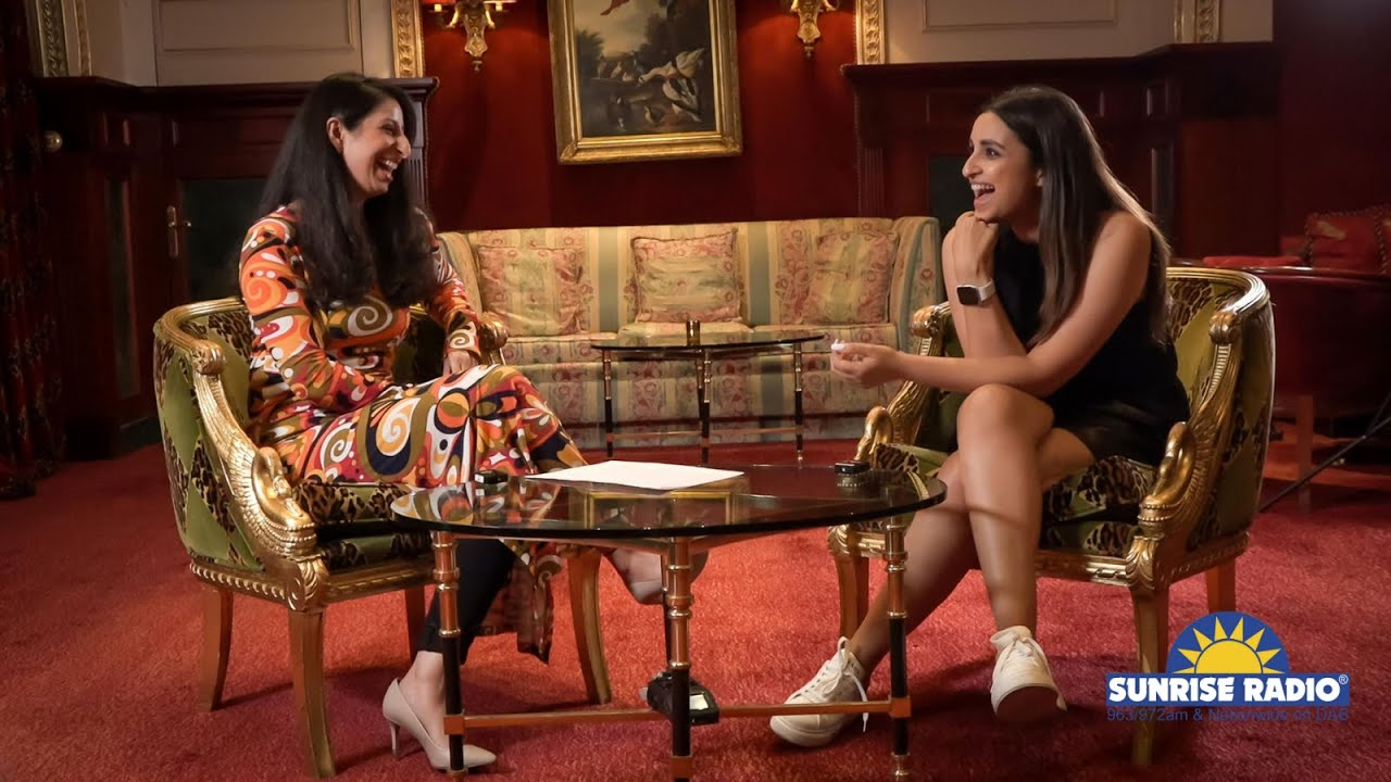 Anushka Arora in Conversation with the lovely Parineeti Chopra