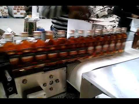 Automatic Sticker Labellings Machine
