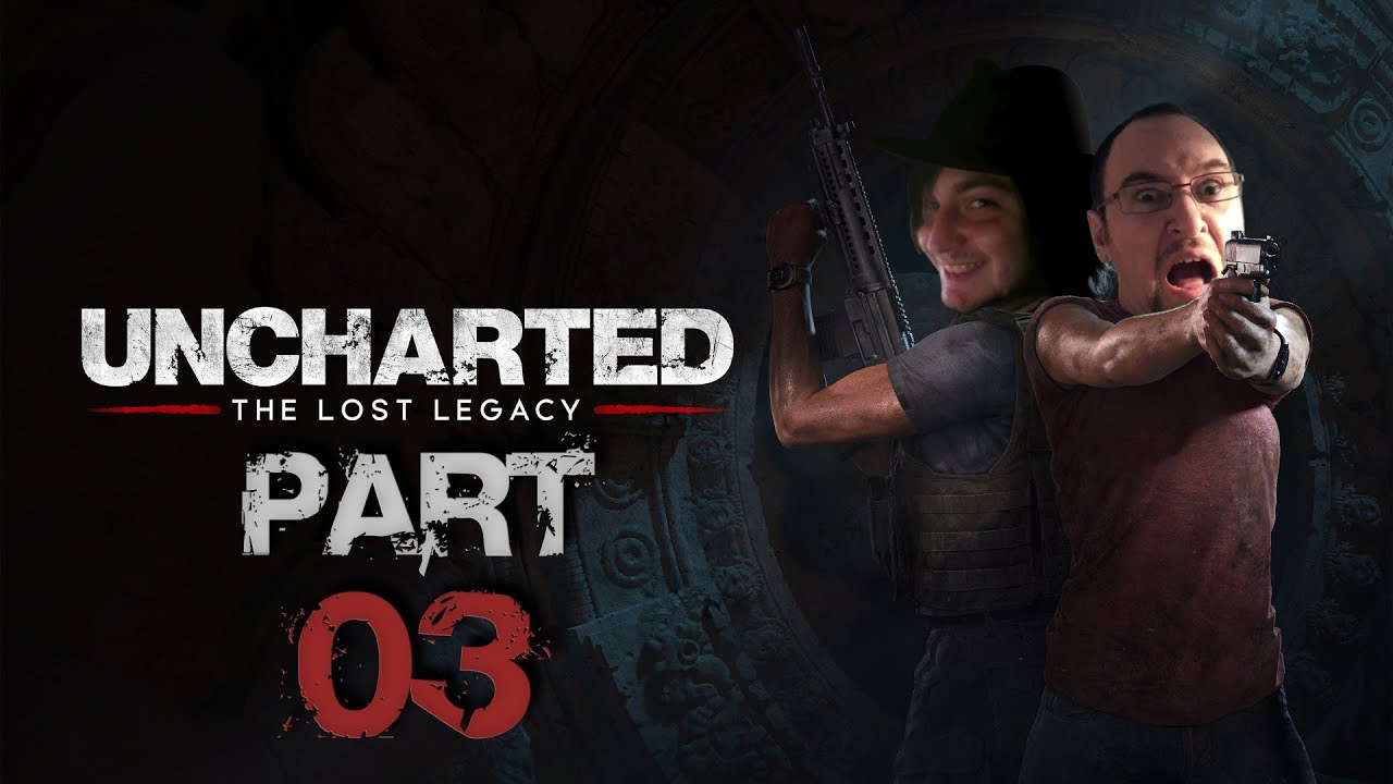 Uncharted: The Lost Legacy – Nicht Mehr So Extrem Schwierig Run (feat. Andi) – Part 3 [FINALE]