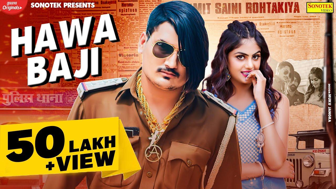 Hawa Baji| Amit Saini Rohtakiya Lyrics