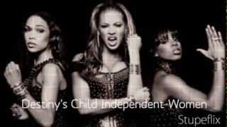 "Destinys Child ""Independent Women Part 1"" (With Lyrics)"