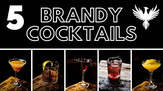 Alchemical Cocktails | 5 Brandy Cocktails