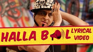 Euphoria – Halla Bol (Lyrical Video) | Dr. Palash Sen - YouTube
