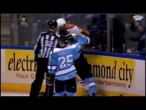 Taylor Chorney vs. Derek Mathers