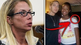 Eminem's ex-wife reveals the shady reason why she divorced him...