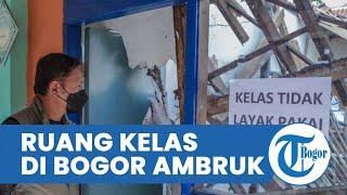 Ruang Kelas SD di Bogor Ambruk, Bima Arya: Cek Pemeriksaan Bangunan