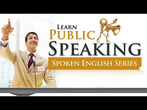 Public Speaking Training | English Speaking Skills - YouTube