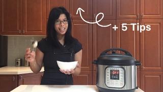 Make Instant Pot Yogurt using Whey as your yogurt starter PLUS 5 Tips to perfect Instant Pot Yogurt