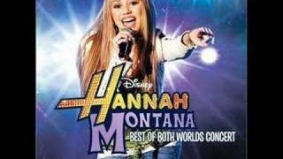 Miley Cyrus - Best of Both Worlds