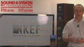 Kef Q500 (Video Review-Test)Cheap Uni-Q Floorstanding Speak