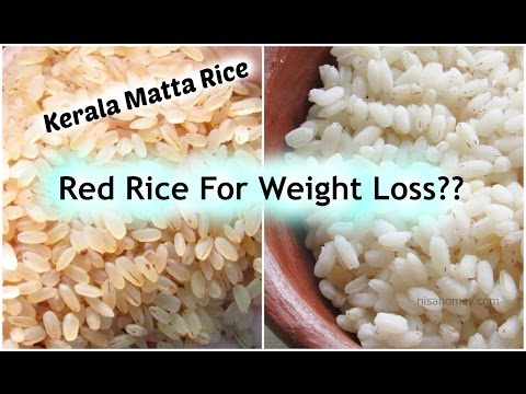 Brown/Red rice for weight loss? How To Cook Kerala Matta Rice & De-Starch Red Rice – Health Benefits
