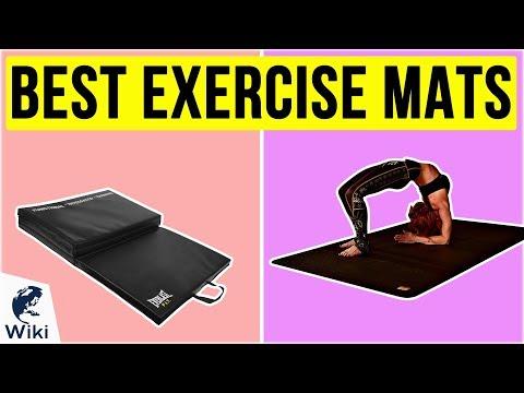 10 Best Exercise Mats 2020
