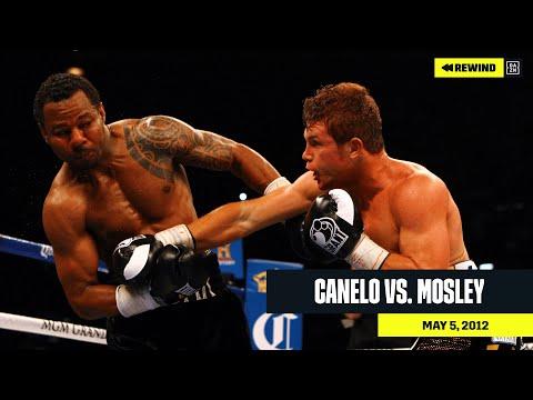 FULL FIGHT | Canelo Alvarez vs. Shane Mosley (DAZN REWIND)