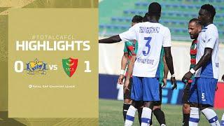 CAF CL | Teungueth 0-1 MC Alger
