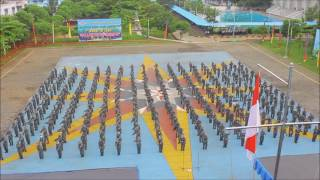Video Inaugurasi Angkatan 59 STIP Jakarta 2016