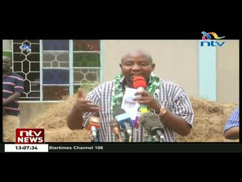 Cotu Secretary General, Francis Atwoli says a referendum on the constitution is inevitable