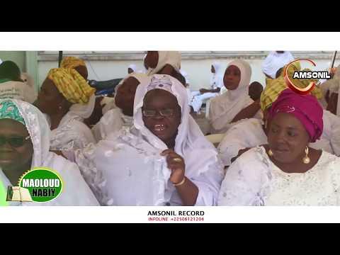 Wassi Sheik Muydeen Imam Offa In Abidjan  by Amsonil Tv Abidjan
