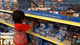 LEGO: Unboxing & Building Star Wars Lego Utapau Troopers 1 of 2
