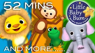 Little Baby Bum | Animal Songs Part 2 | Nursery Rhymes for Babies | Songs for Kids